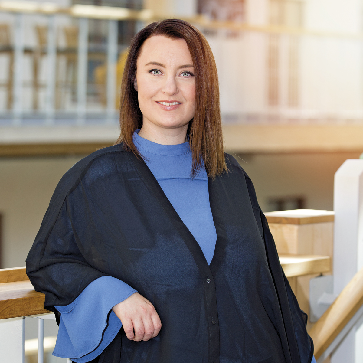 Christine Granholm ägare av F&R Creative