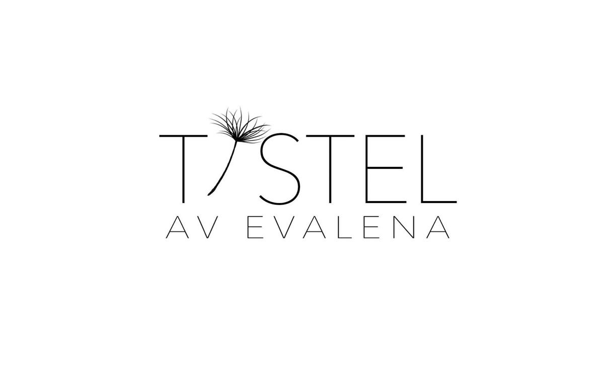 Tistel av Evalena varumärkesplattform