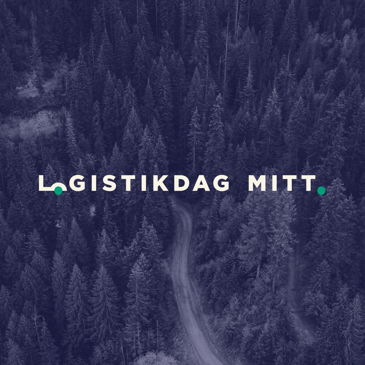 Logotyp för Logistikdag Mitt