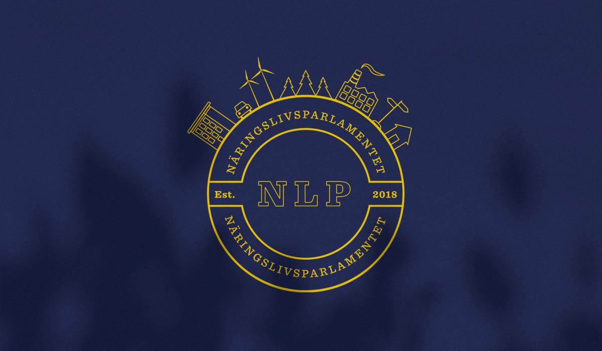 Näringslivsparlamentet logotyp