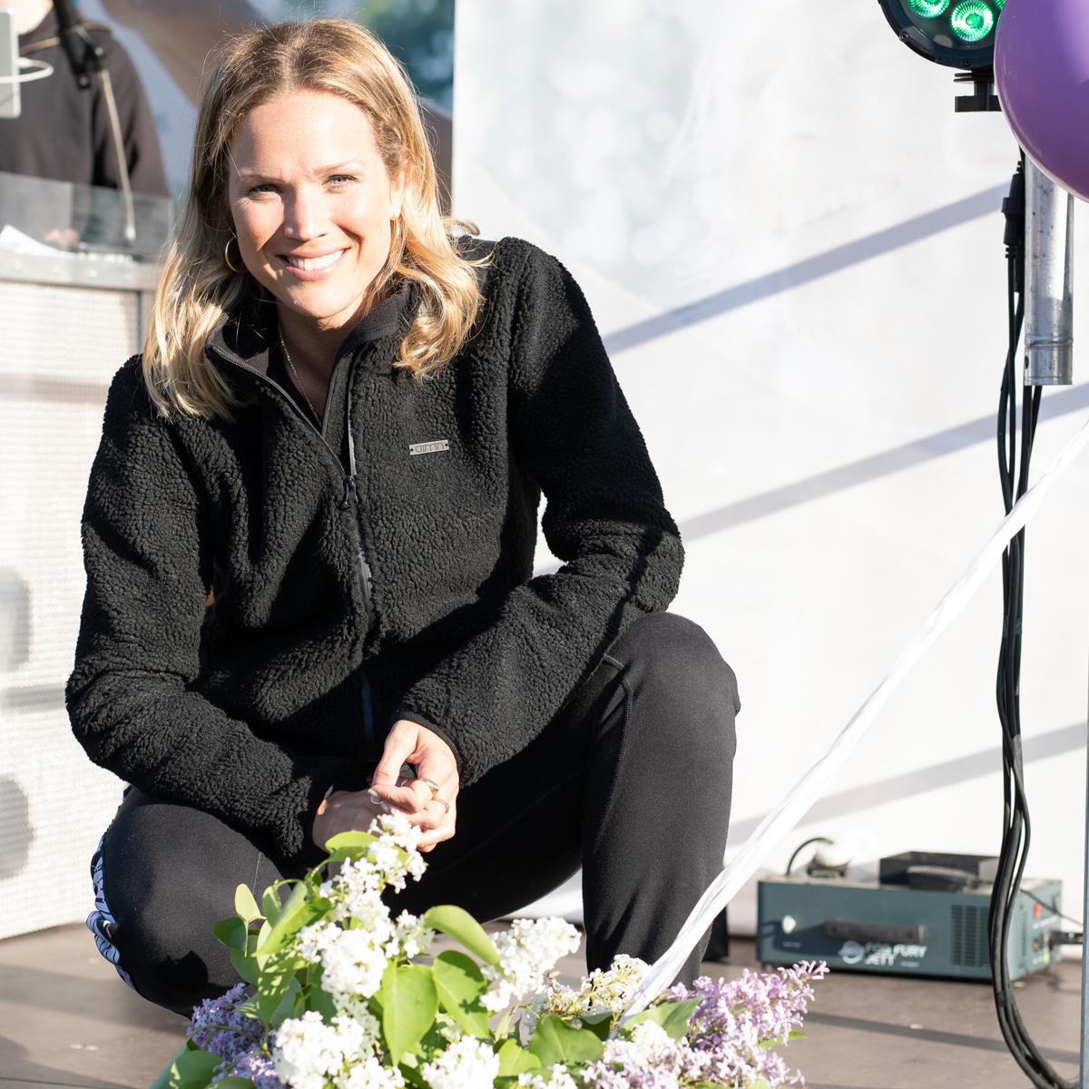 Marie Serneholt Vårruset profilering